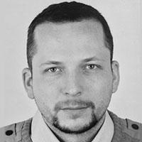 Headshot of ProSim's Support Engineer