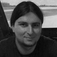 Headshot of ProSim's Software Engineer